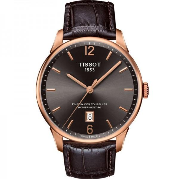 Tissot T099.407.36.447.00 Férfi Karóra - Chemin Des Tourelles