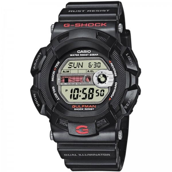Casio G-9100-1ER Férfi Karóra - G-Shock Gulfman