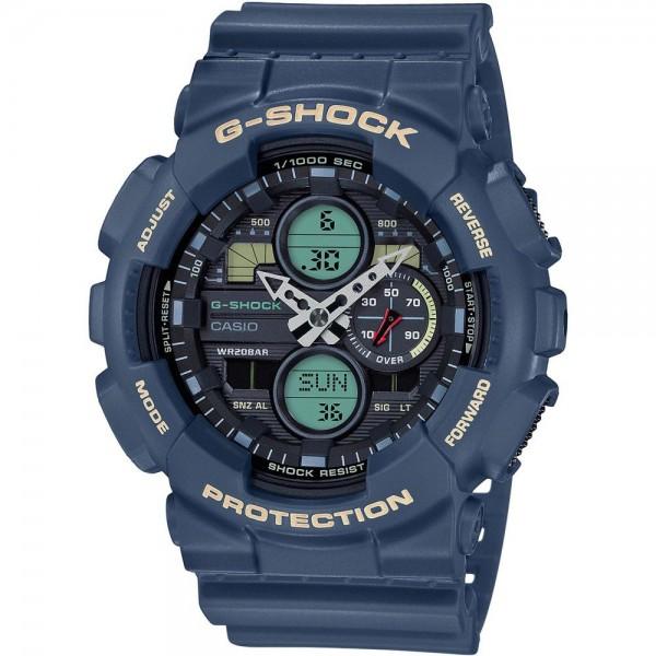 Casio GA-140-2AER Férfi Karóra - G-Shock