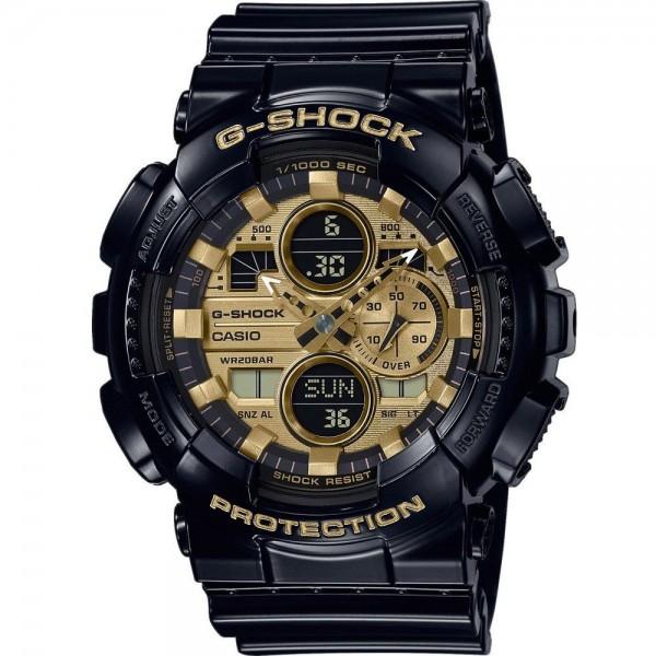 Casio GA-140GB-1A1ER Férfi Karóra - G-Shock
