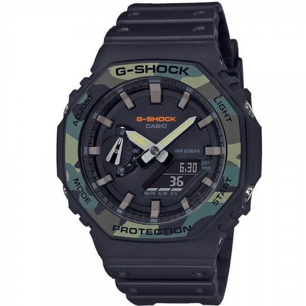 Casio GA-2100SU-1AER Férfi Karóra - G-Shock Royal Oak Carbon Core
