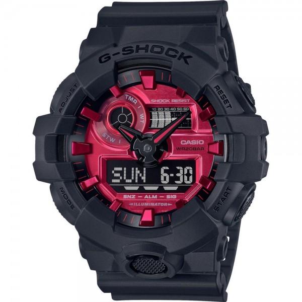 Casio GA-700AR-1AER Férfi Karóra - G-Shock