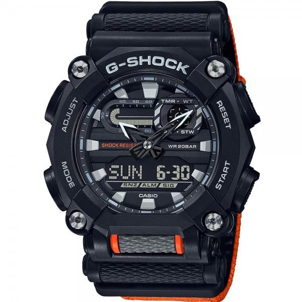 Casio GA-900C-1A4ER Férfi Karóra - G-Shock
