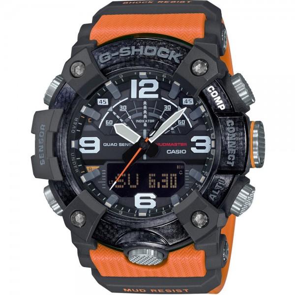 Casio GG-B100-1A9ER Férfi Karóra - G-Shock Mudmaster