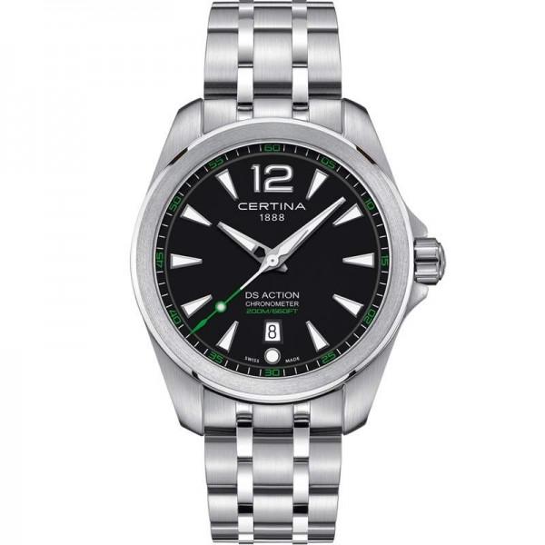 Certina C032.851.11.057.02 Férfi Karóra - DS Action Chronometer