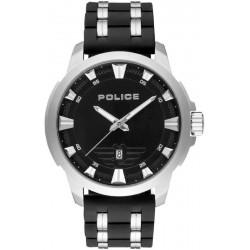 Police PL15653JS/02P Férfi Karóra - Kelso