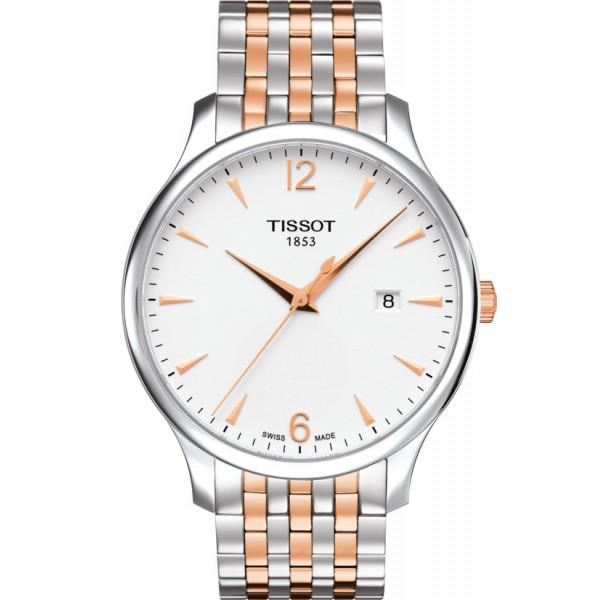 Tissot T063.610.22.037.01 Férfi Karóra - Tradition
