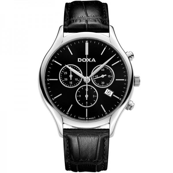 Doxa 218.10.101.01 Férfi Karóra - Challenge Chronograph