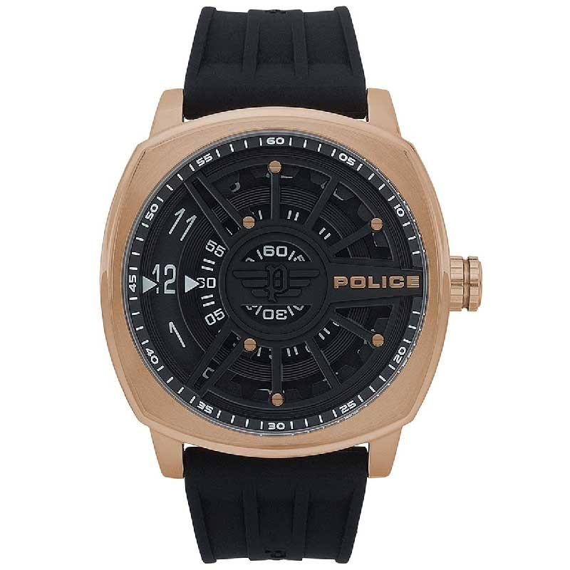 Police PL15239JSR 02P Férfi Karóra - Speedhead 61aa0aa23a