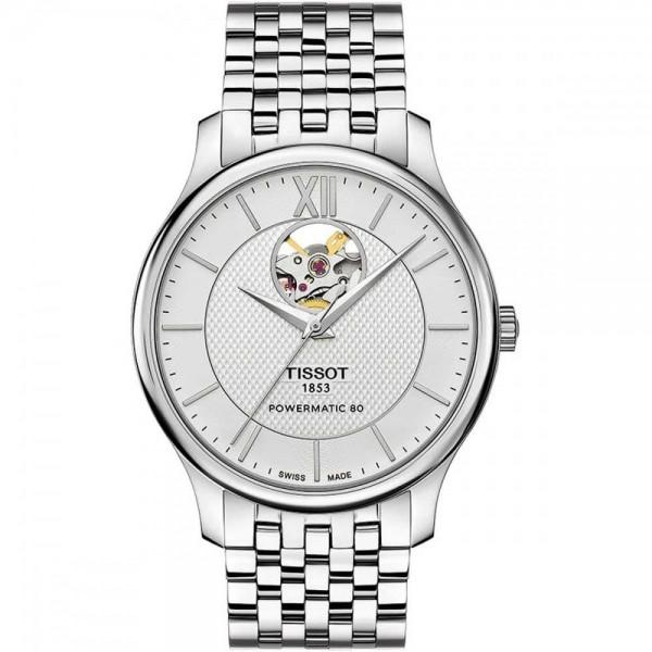 Tissot T063.907.11.038.00 Férfi Karóra - Tradition