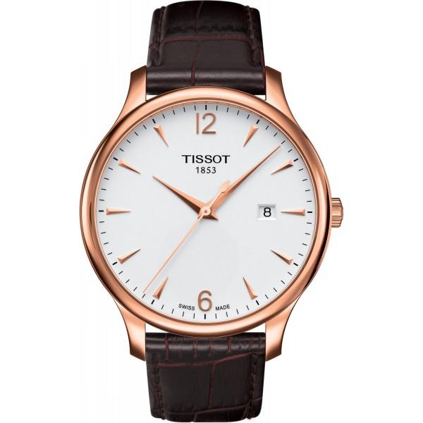 Tissot T063.610.36.037.00 Férfi Karóra - Tradition