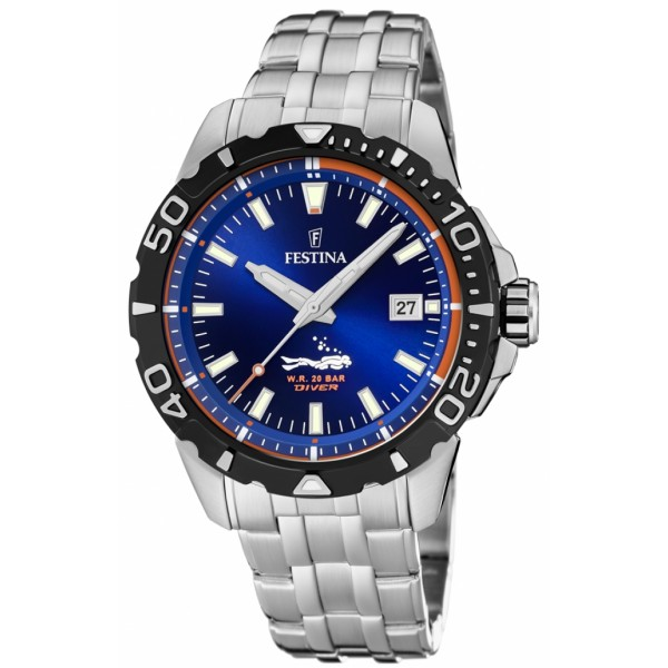 Festina F20461/1 Férfi Karóra - The Originals Diver