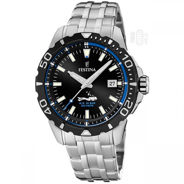 Festina F20461/4 Férfi Karóra - The Originals Diver
