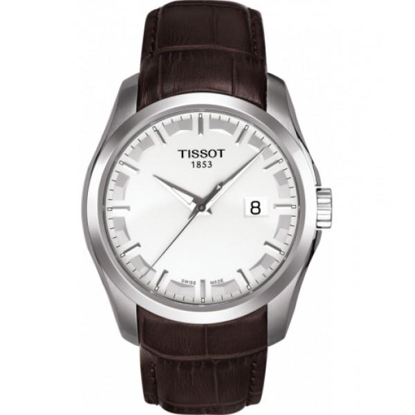 Tissot T035.410.16.031.00 Férfi Karóra - Couturier