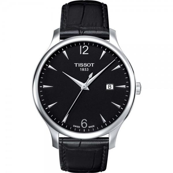 Tissot T063.610.16.057.00 Férfi Karóra - Tradition