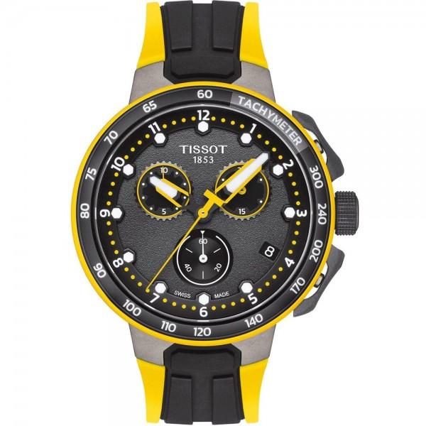 Tissot T111.417.37.057.00 Férfi Karóra - Cycling Tour De France 2019 Special Edition