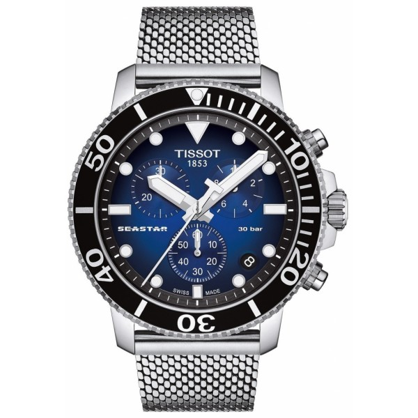 Tissot T120.417.11.041.02 Férfi Karóra - Seastar 1000 Chronograph