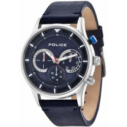 Police PL14383JS/03 Férfi Karóra - Driver