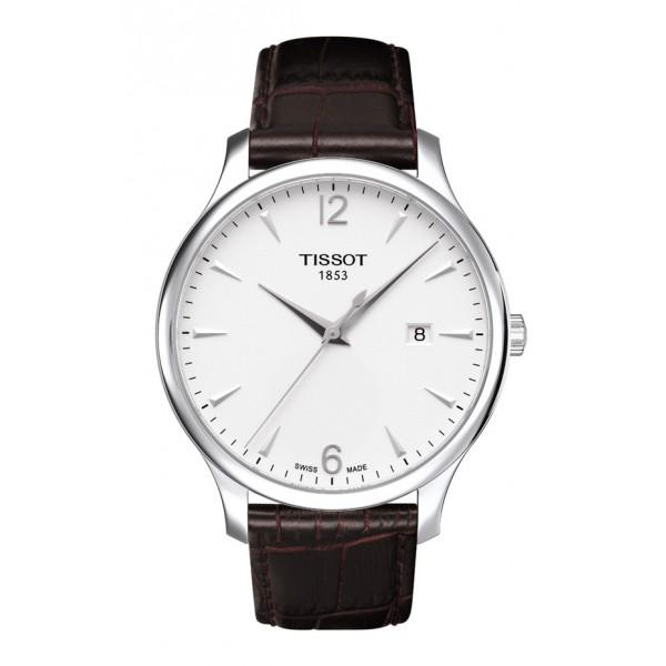Tissot T063.610.16.037.00 Férfi Karóra - Tradition