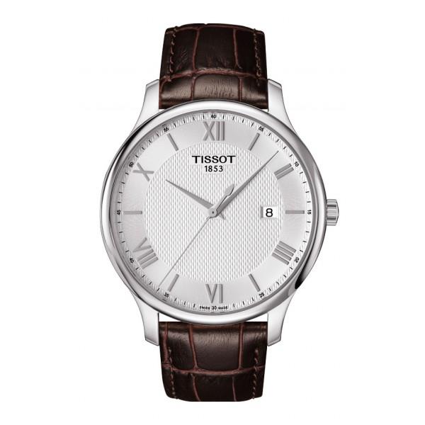 Tissot T063.610.16.038.00 Férfi Karóra - Tradition