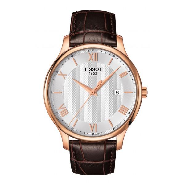 Tissot T063.610.36.038.00 Férfi Karóra - Tradition