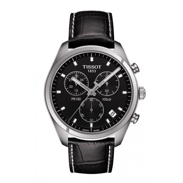 Tissot T101.417.16.051.00 Férfi Karóra - PR 100