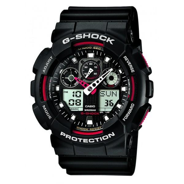 Casio GA-100-1A4ER Férfi Karóra - G-Shock
