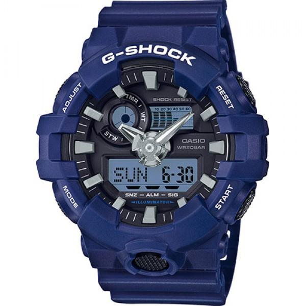 Casio GA-700-2AER Férfi Karóra - G-Shock