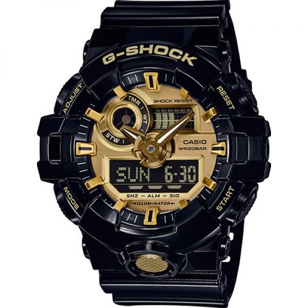 Casio GA-710GB-1AER Férfi Karóra - G-Shock