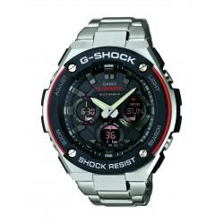 Casio GST-W100D-1A4ER Férfi Karóra - G-Shock