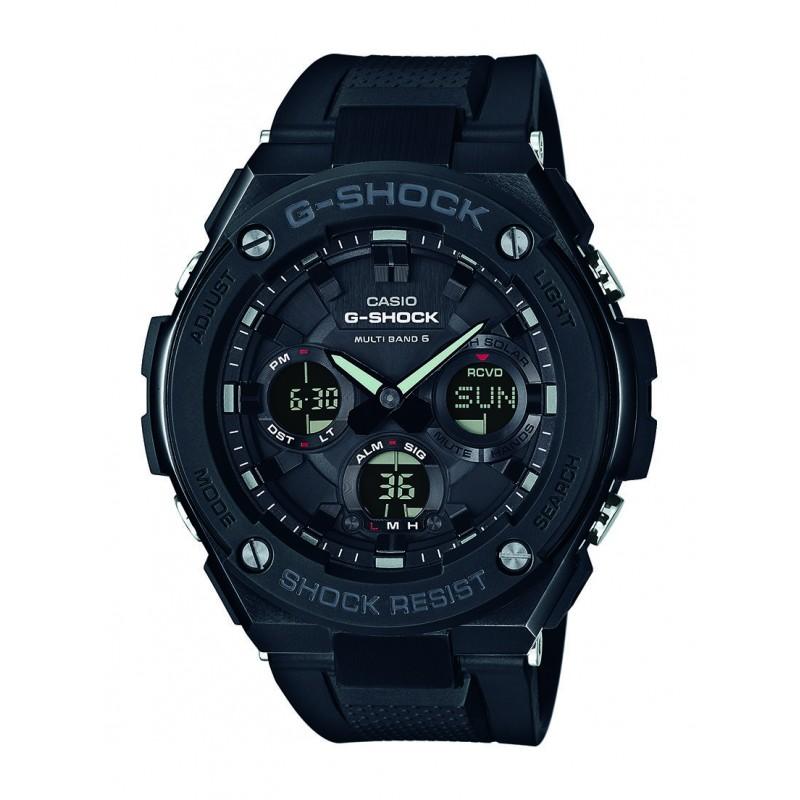 Casio GST-W100G-1BER Férfi Karóra - G-Shock 89a2cd904d