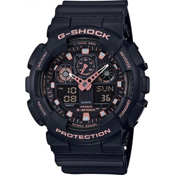 Casio GA-100GBX-1A4ER Férfi Karóra - G-Shock