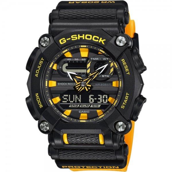 Casio GA-900A-1A9ER Férfi Karóra - G-Shock
