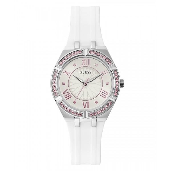 Guess GW0032L1 Női Karóra - Sparkling Pink Get In Touch Limited Edition